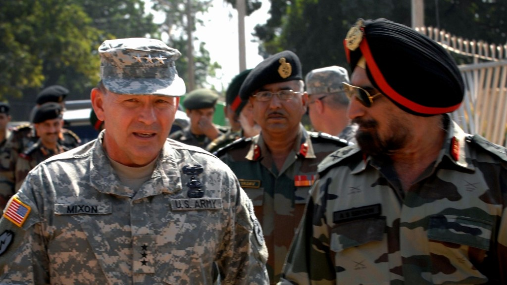 ias4sure.com - India-US Defence Ties