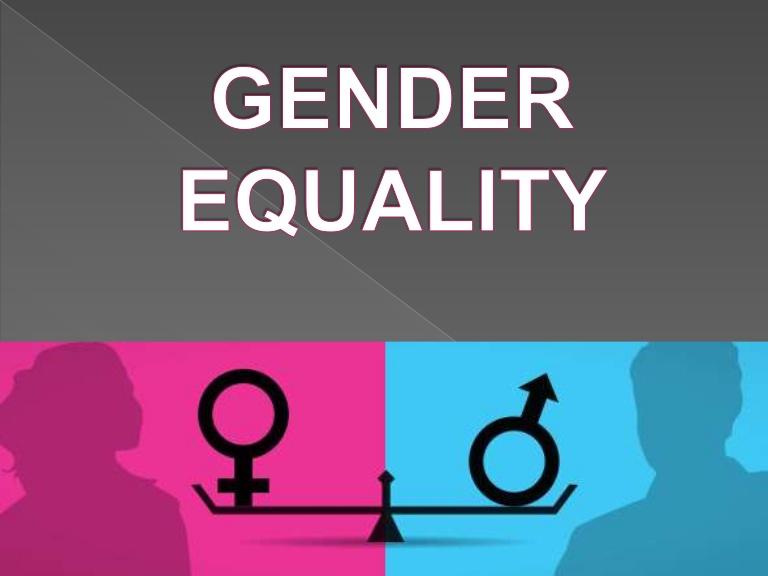 ias4sure.com - Gender Equality