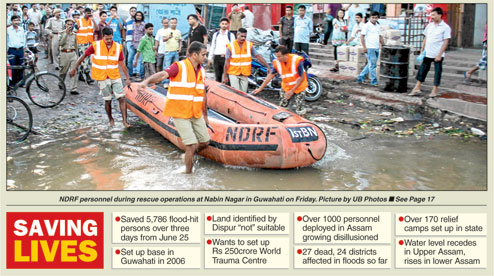 ias4sure.com - National Disaster Response Force (NDRF)