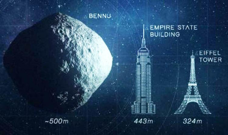 ias4sure.com - Bennu asteroid