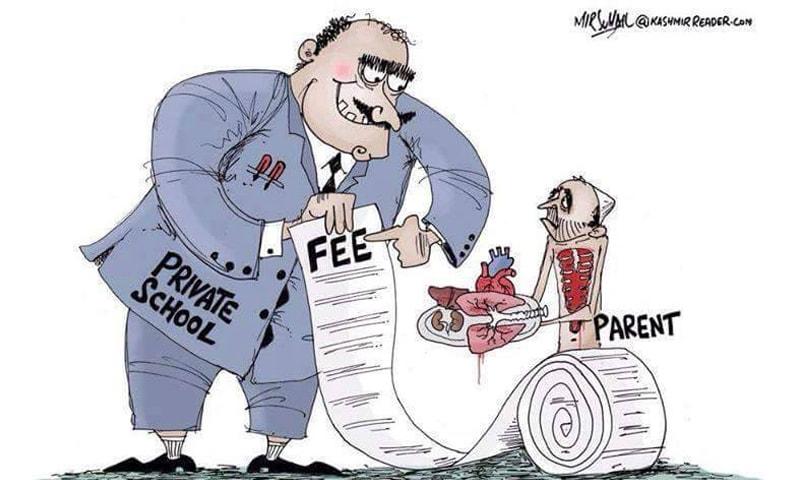 ias4sure.com - Private School Fees Issue