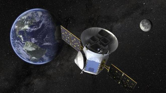 ias4sure.com - Transiting Exoplanet Survey Satellite (TESS)
