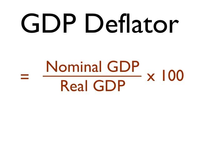 ias4sure.com - GDP deflator