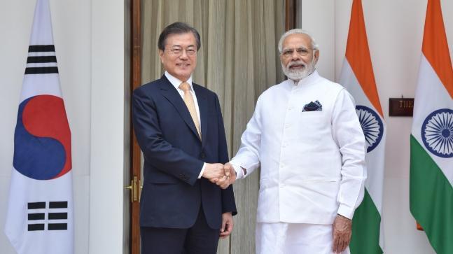 ias4sure.com - India-South Korea Relations