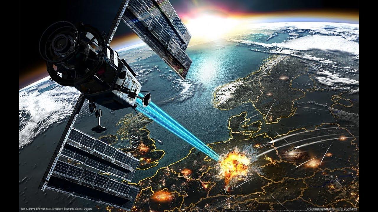 ias4sure.com - Weaponization of space