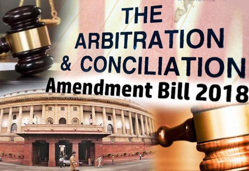 ias4sure.com - Arbitration and Conciliation (Amendment) Bill, 2018