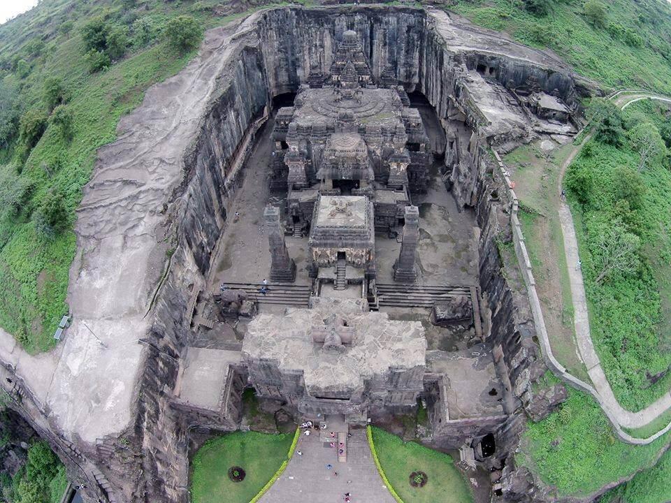 ias4sure.com - Kailasa temple