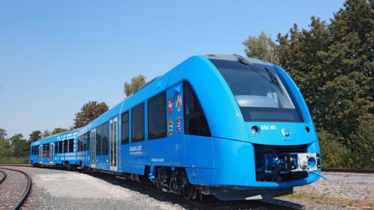 ias4sure.com - Hydrogen trains
